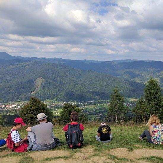 летний лагерь в карпатах mbakids