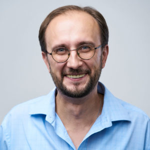 Євген Заблудовський, співзасновник